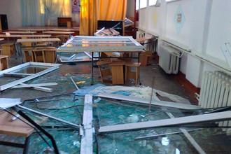 Сильнее всего взрыв метеорита ударил по Еманжелинскому району Челябинска