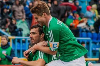 Нападающий Никита Баженов принес победу «Томи» в матче против «Анжи»