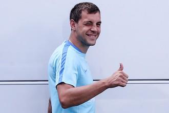 Дзюба начал в «Зените» с победного гола