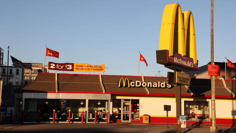 McDonald's в Британии и Ирландии перестанут работать на вынос из-за пандемии