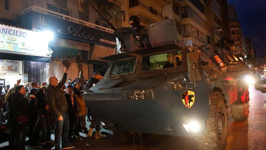 «Погромы продолжаются»: протесты в Бейруте затронули посольство РФ