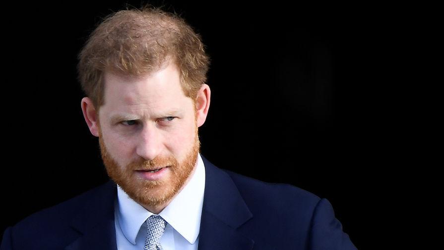 СМИ: принц Гарри подал в суд на Mail on Sunday из-за клеветы