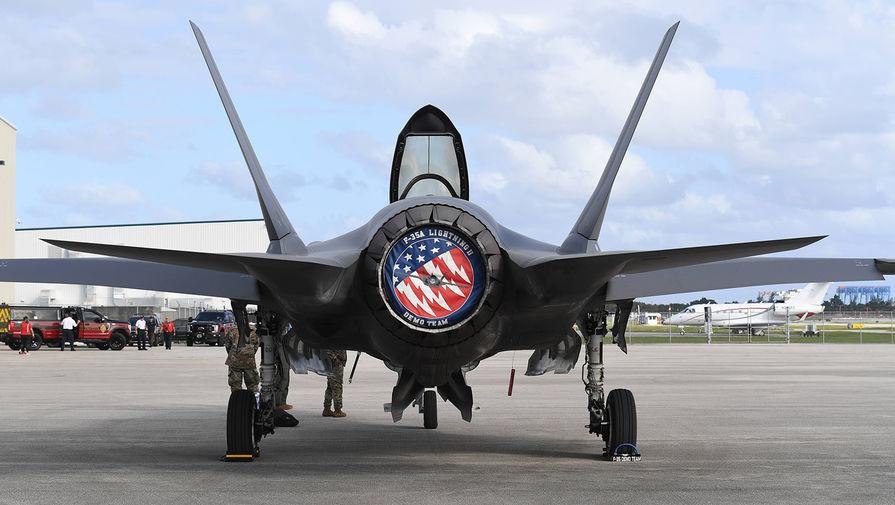 Цель не достигнута: на пути F-35 стал коронавирус