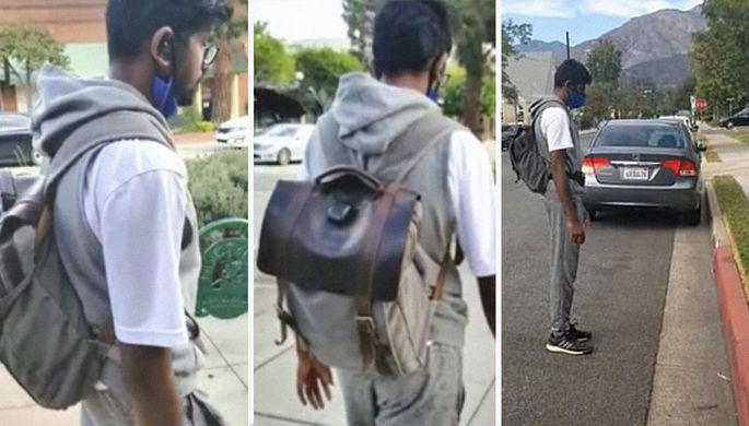 Вместо поводыря: как рюкзак c ИИ поможет незрячим