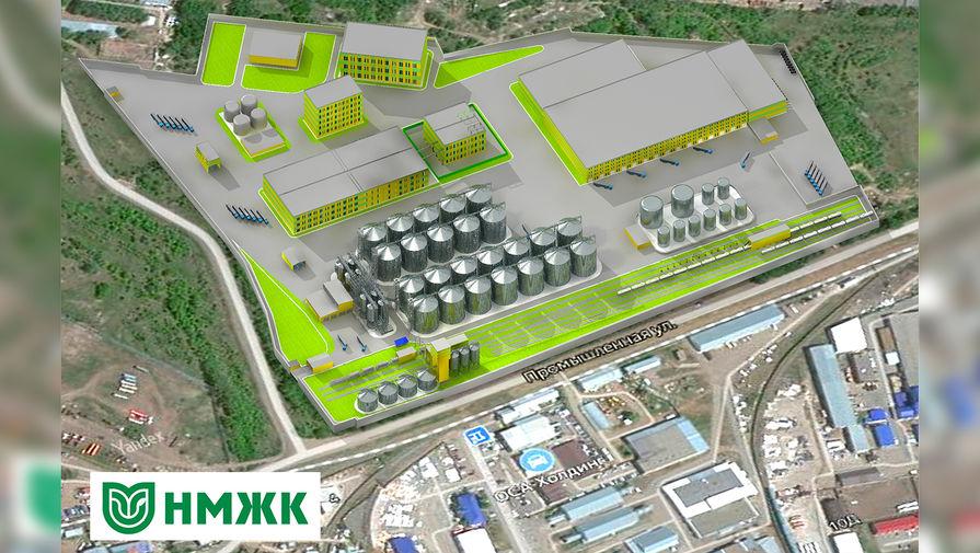 НМЖК готова вложить 23,4 млрд рублей в новый завод в Оренбургской области