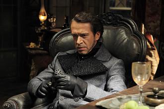 Владимир Машков в «Дуэлянте»