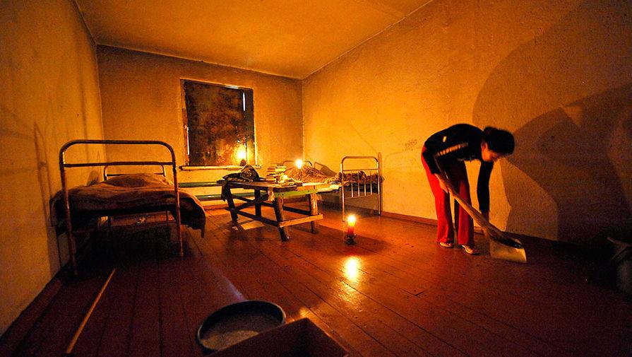 Женское общежитие филиала реабилитационного центра «Город без наркотиков» в городе...