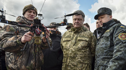 Турчинов назвал условия окончания войны в Донбассе