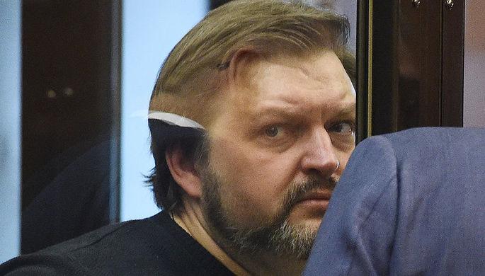 Бывший губернатор Кировской области Никита Белых