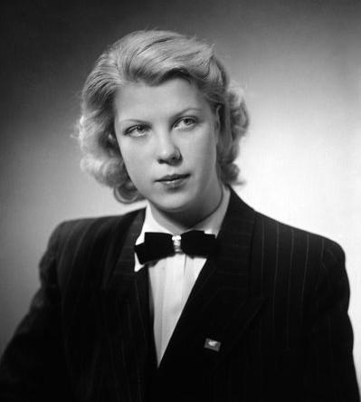 Тамара Носова, 1951 год