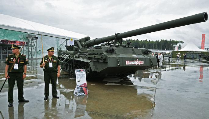 «Божественная» артиллерия: зачем России новая «Малка»