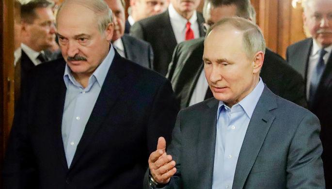 «Единственный союзник»: что Лукашенко хочет от России