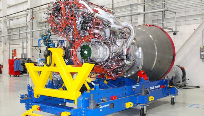 «Сложная машина»: США получили замену российским двигателям