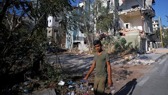 «Выходить опасно»: как россияне выживают в Бейруте после взрыва