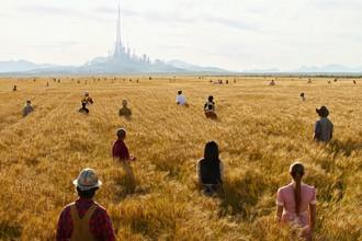 Кадр из фильма «Земля будущего» (2015)
