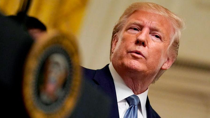 Трамп хочет рассмотрения импичмента в сенате