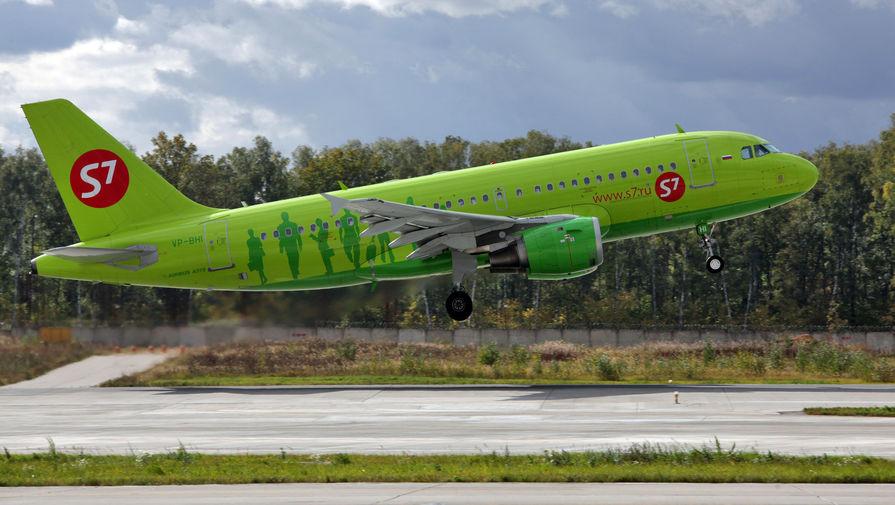 Германия не дала разрешение S7 на выполнение двух рейсов