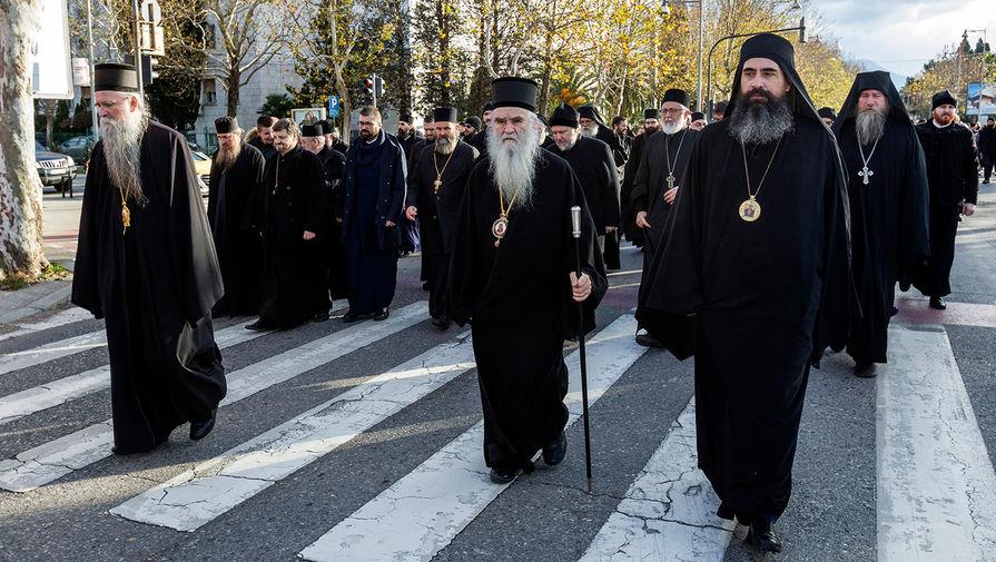 Похищения, протесты, голодовка: Черногория бунтует за веру