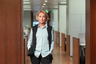 Генеральный директор финансовой группы «Будущее» Марина Руднева