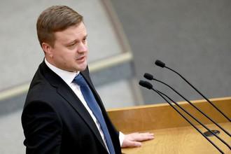 Председатель комитета Госдумы РФ по федеративному устройству и вопросам местного самоуправления Алексей Диденко