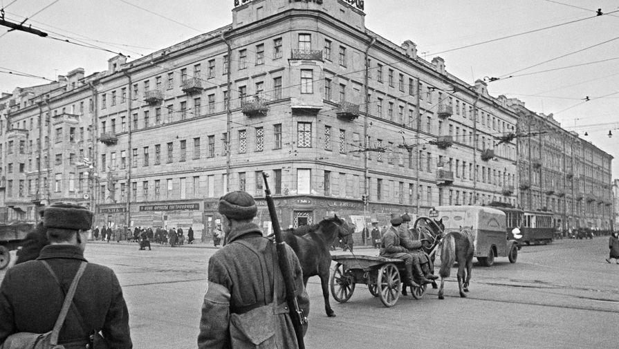 про волка ленинград в годы блокады фото фотограф