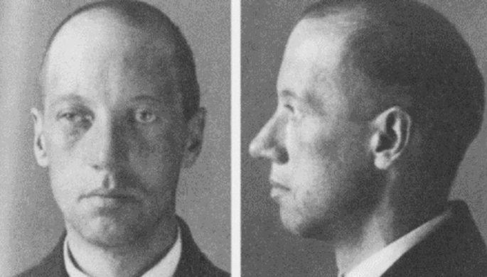 Николай Гумилёв, 1921 год