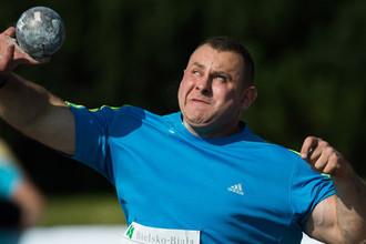 Дамян Кусяк пропустит Игры в Лондоне из-за допинга