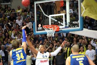 «Химки» постараются взять реванш у «Фенербахче» за поражение с разницей »-12» в Стамбуле