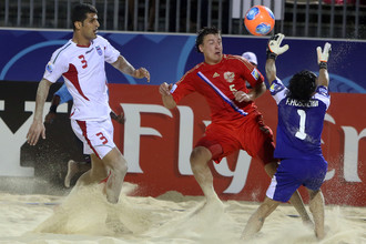 В этот раз сборная Ирана смогла взять реванш у россиян за поражение на чемпионате мира