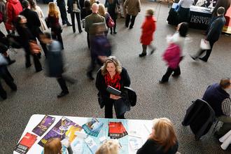 Рынок труда США пристроил всех женщин, потерявших работу до кризиса
