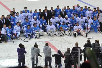Предыдущий Матч всех звезд КХЛ проходил 13 января в Челябинске
