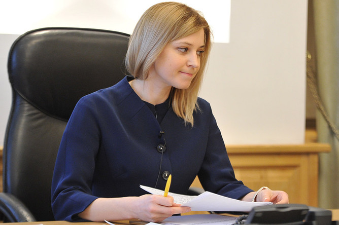 Обнаженная знаменитость Наталья Поклонская на бесплатных фотках и видеороликах