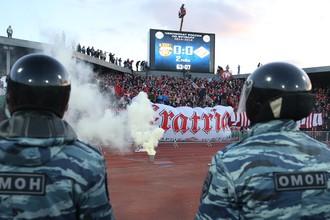 «Спартак» проведет два гостевых матча без поддержки