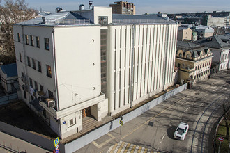 Здание Таганской телефонной станции (АТС)