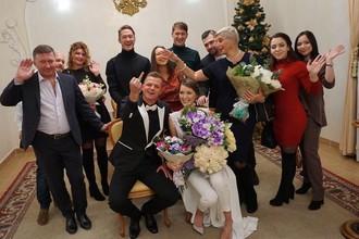 Дмитрий Тарасов женился в третий раз