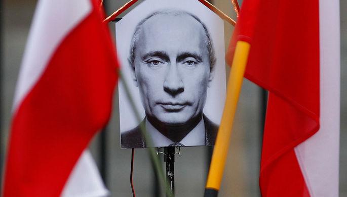 Антисемитский вопрос: польский журналист ответил Путину