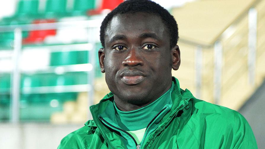 Аблай Мбенг — футболист, нападающий футбольного клуба «Ахмат»