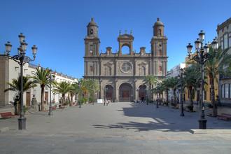 Кафедральный собор Св. Анны в Лас-Пальмасе, остров Гран-Канария