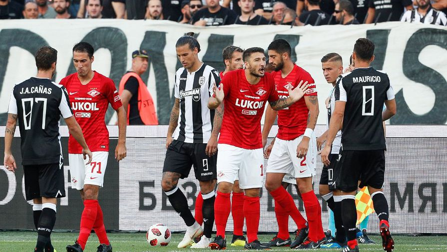 """Bushmanov: there are no reasons why """"Spartak"""" can not beat PAOK"""