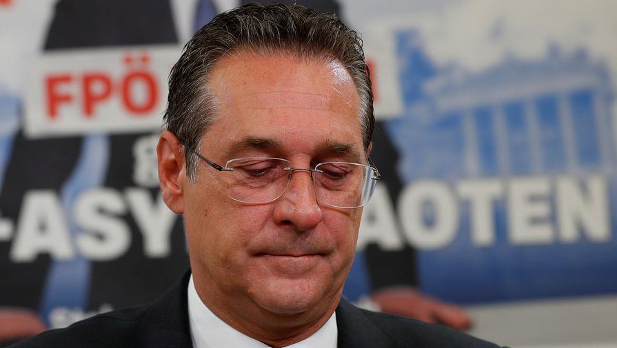 Видео с экс-вице-канцлером Австрии стало частью журналистского проекта, заявили СМИ