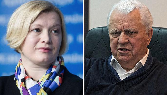 «С ума сошли»: Кравчук осадил соратницу Порошенко