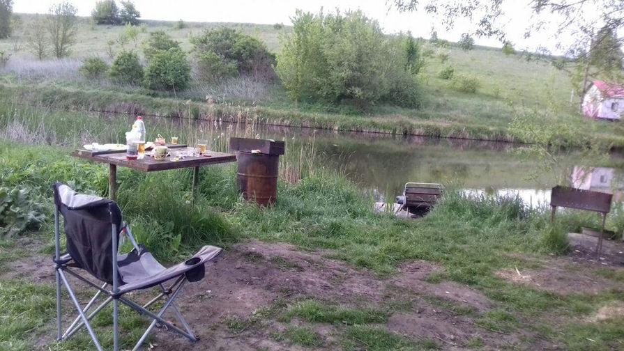 Убийство у пруда: украинец расстрелял бойцов Нацгвардии