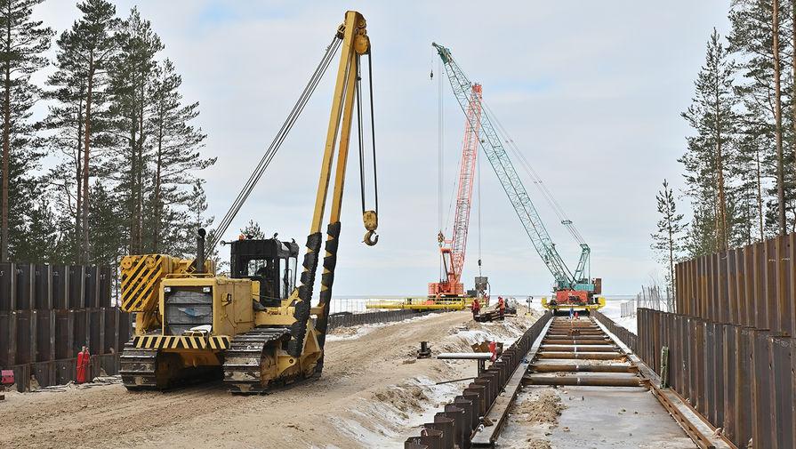 Газпром планирует ввести Северный поток - 2 в эксплуатацию в 2021 году