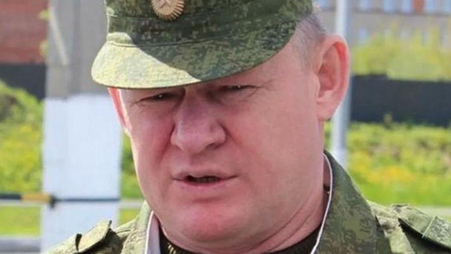 фото генерал лейтенант андрей сердюков