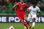 Россия пропустила два безответных мяча от Кот-д'Ивуара