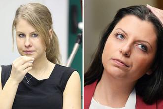 «Караулила у лифта»: беременная Симоньян попала в больницу