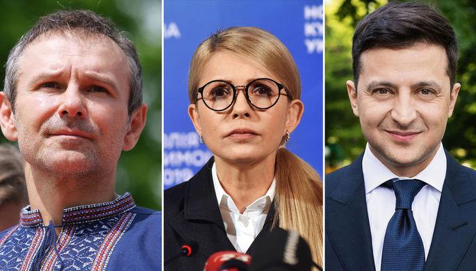 «Слуга» и «Голос»: Тимошенко ищет союзников