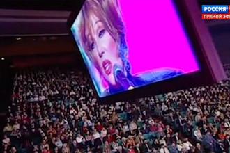Кадр из передачи «Надо поговорить» на телеканале «Россия 1», 12 июля 2019 года