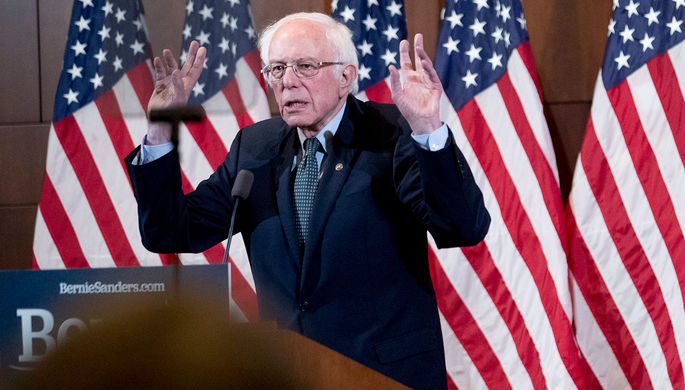 Социалист против миллиардера: Трамп получил врага на выборах