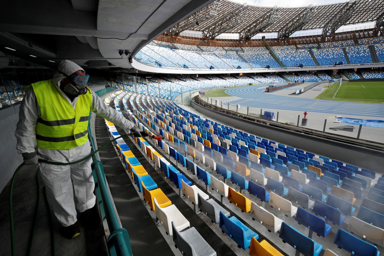 Чемпионат Италии может быть не доигран из-за коронавируса - Газета.Ru